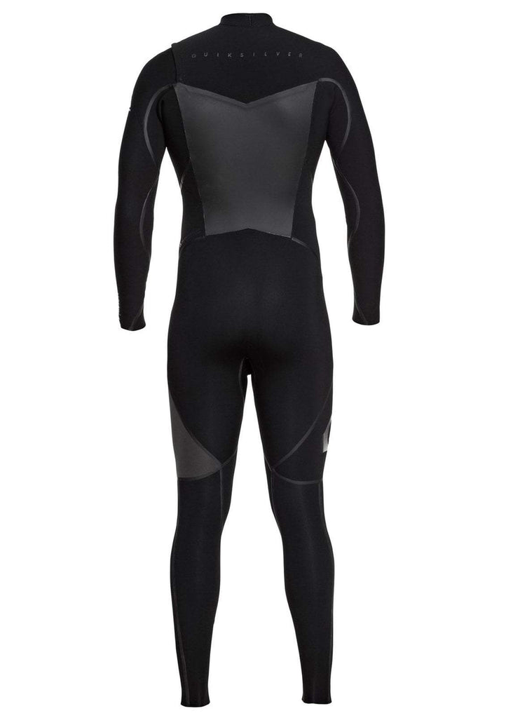 Quiksilver 3/2mm Syncro Plus Chest Zip Wetsuit