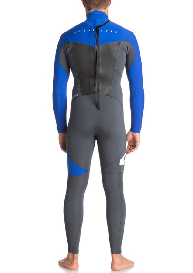 Quiksilver 4/3 Syncro B/Z GBS Wetsuit