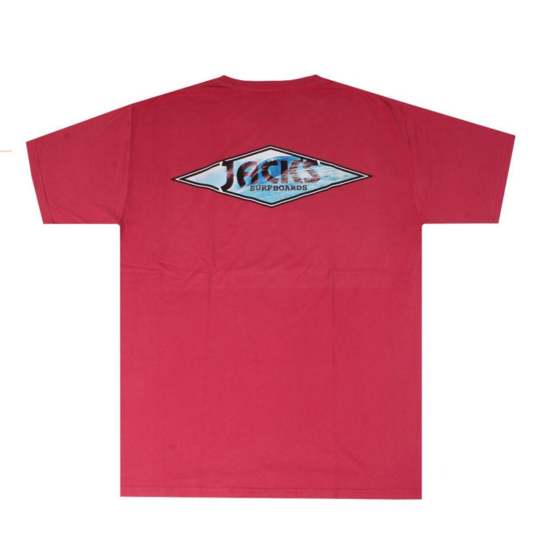 Crystal Wave VW (Vintage Wash) S/S Tee