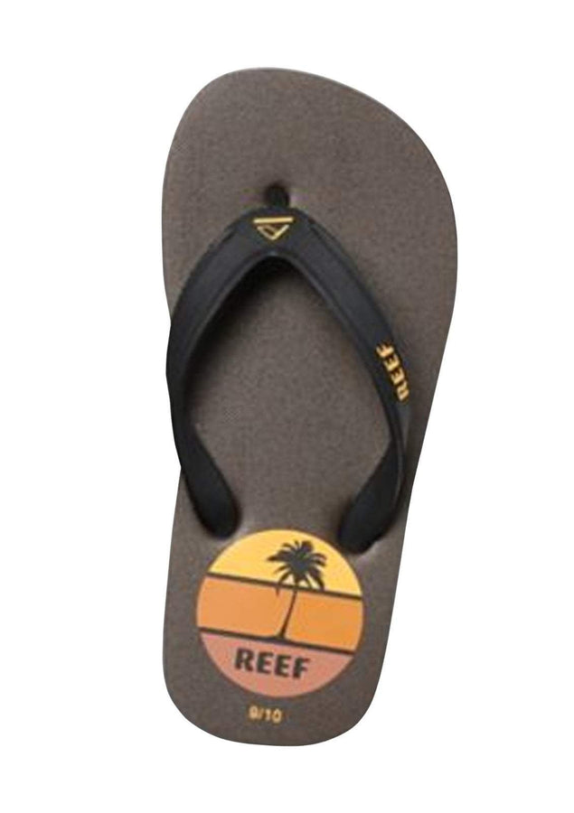 Reef Kids Switchfoot Print Sandals