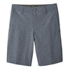 "Reserve Heather 21"" Hybrid Shorts"