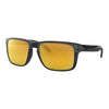 Holbrook XL Midnight Polished Black w/ Prizm 24K Polarized Sunglasses