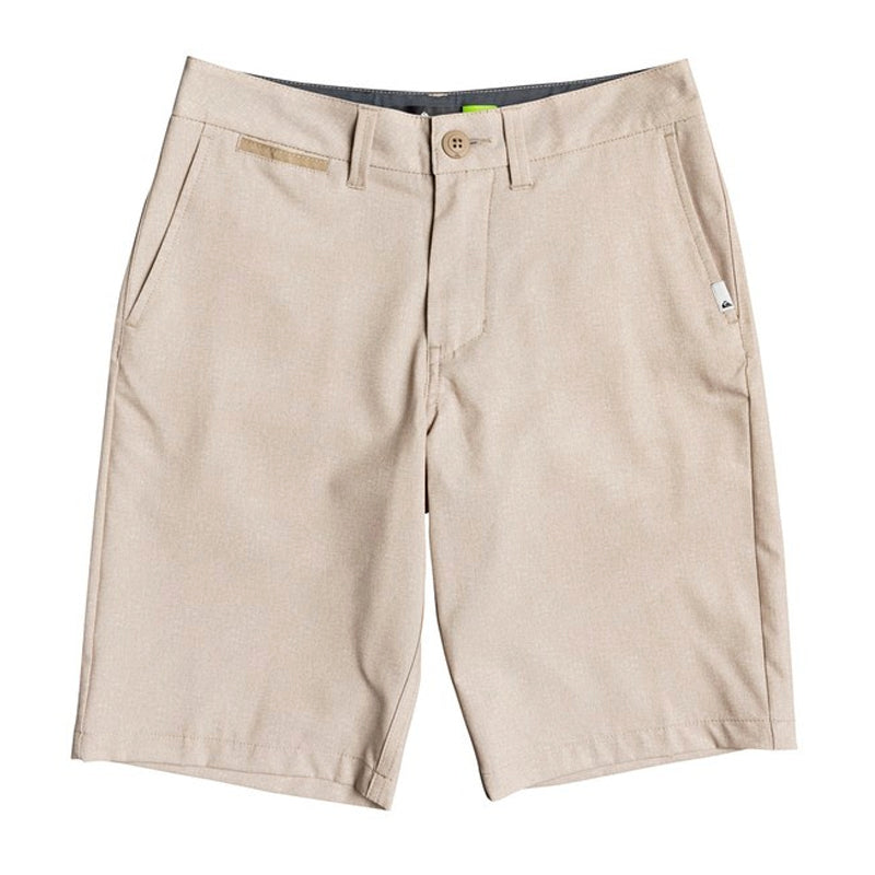 "Boys Union Heather 19"" Amphibian Board Shorts"