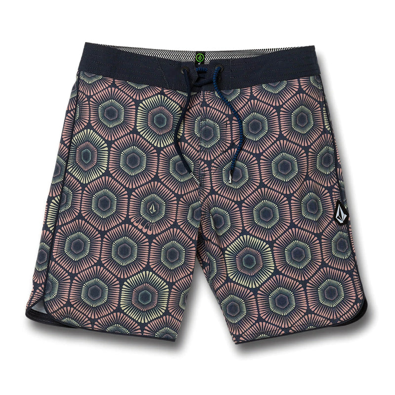 Boys Sun Medallion Boardshorts
