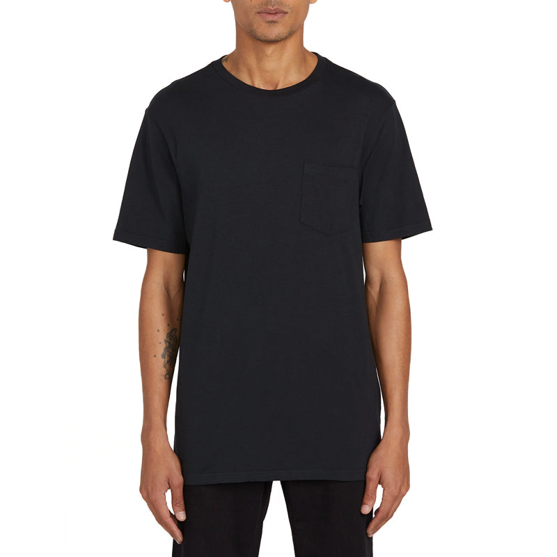 Solid Pocket S/S Tee
