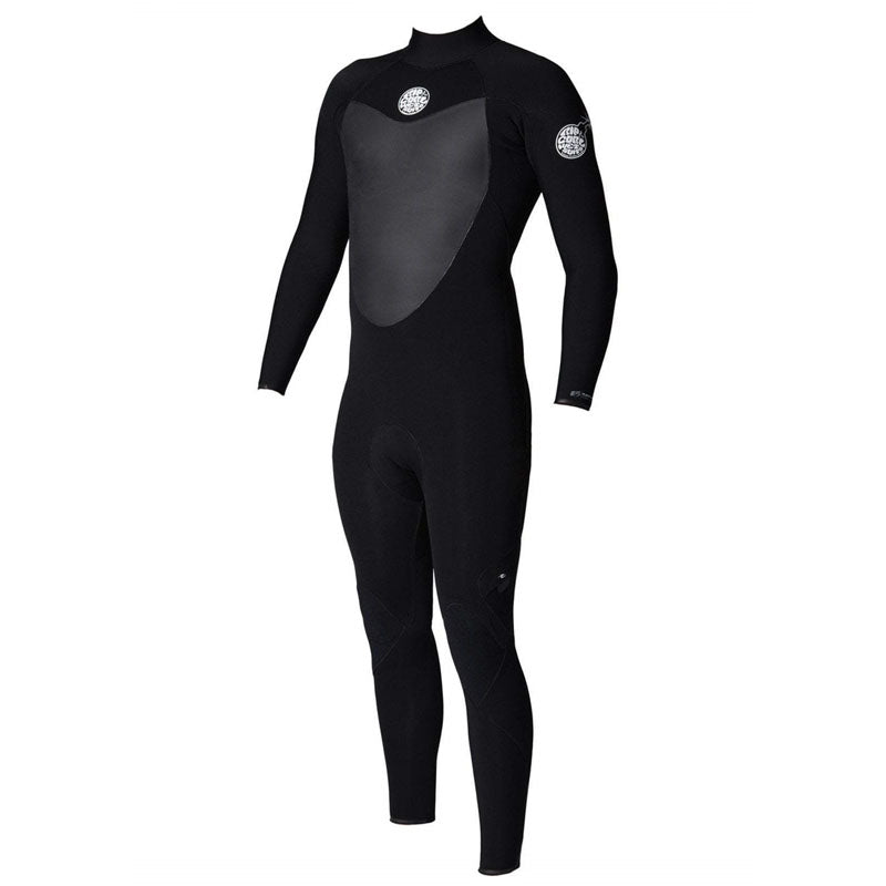 Rip Curl Men's Flashbomb 3/2mm Back Zip Fullsuit Wetsuit FA19