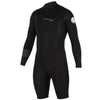 Rip Curl Men's Aggrolite 2mm Chest Zip Springsuit Wetsuit FA19