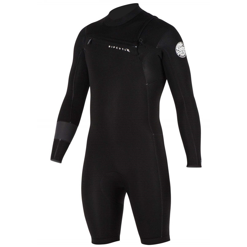 Rip Curl Men's Aggrolite 2mm Chest Zip Springsuit Wetsuit SP20