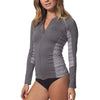 Rip Curl Women's Trestles FZ Rash Guard SP20