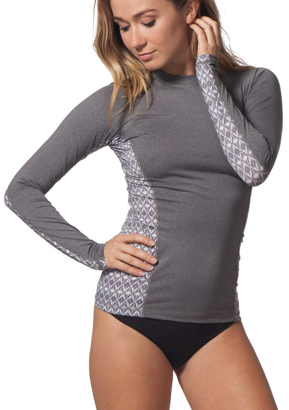 Rip Curl Women's Trestles Rash Guard