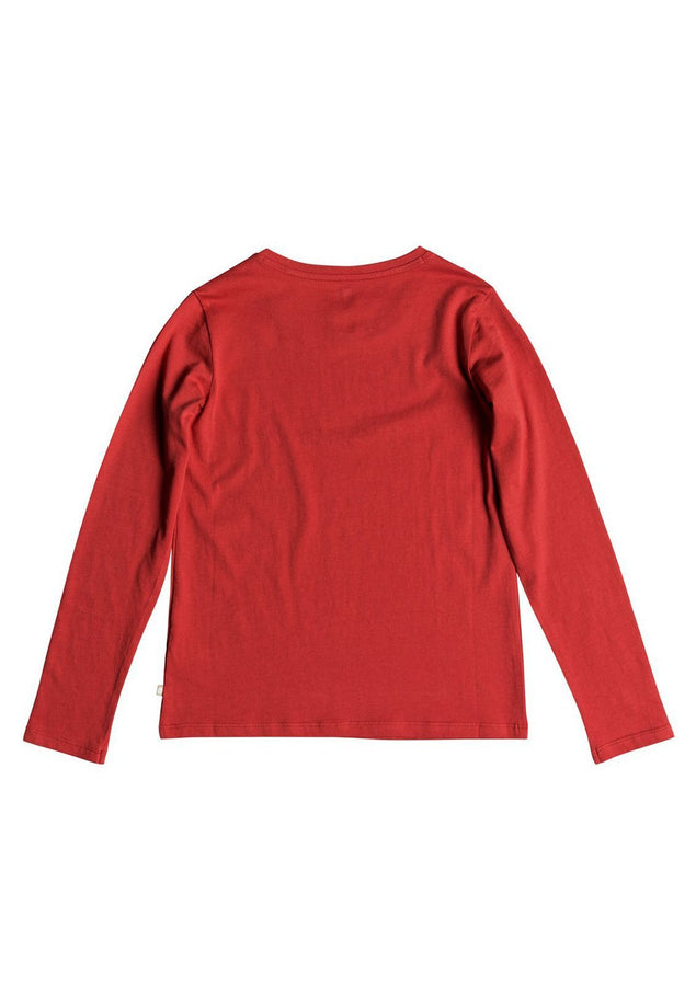 Girl's Gradual Awakening Long Sleeve T-Shirt