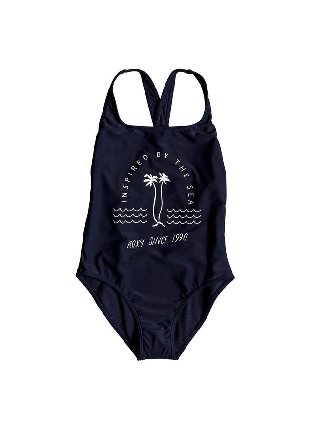Girls Downtown Lights One Piece Swimsuit