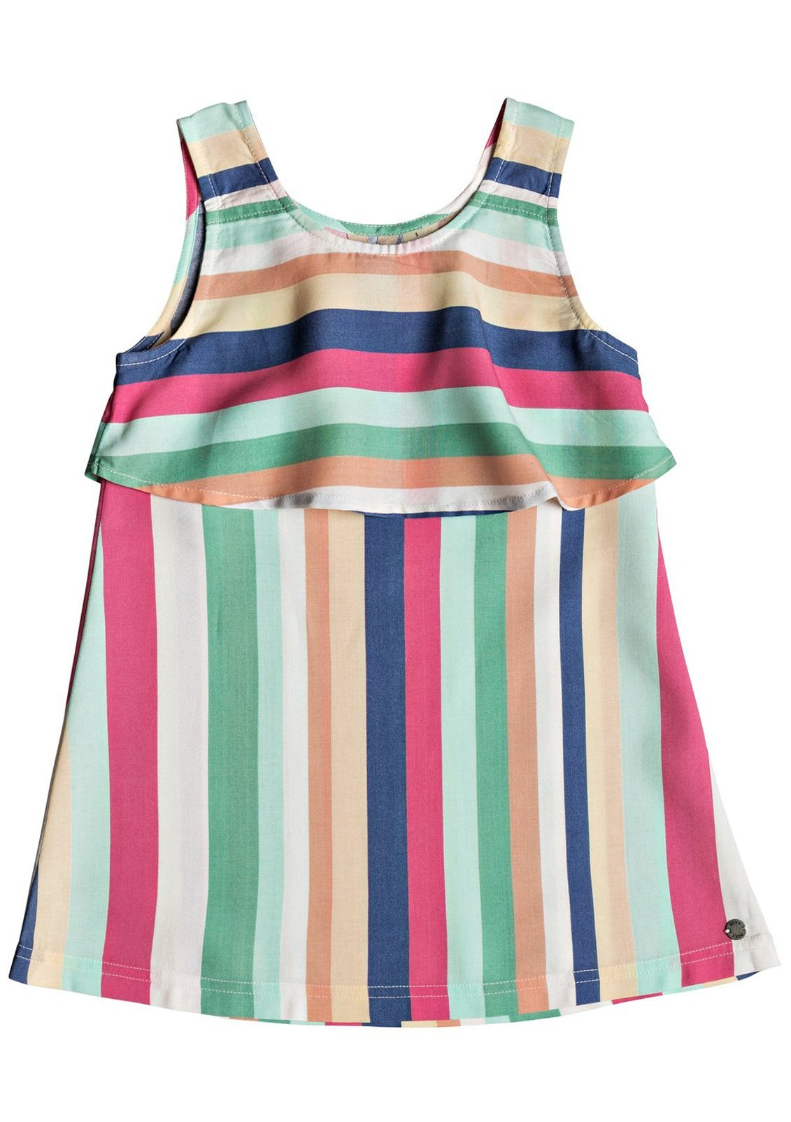 Little Girl's Big City Life Tank Dress