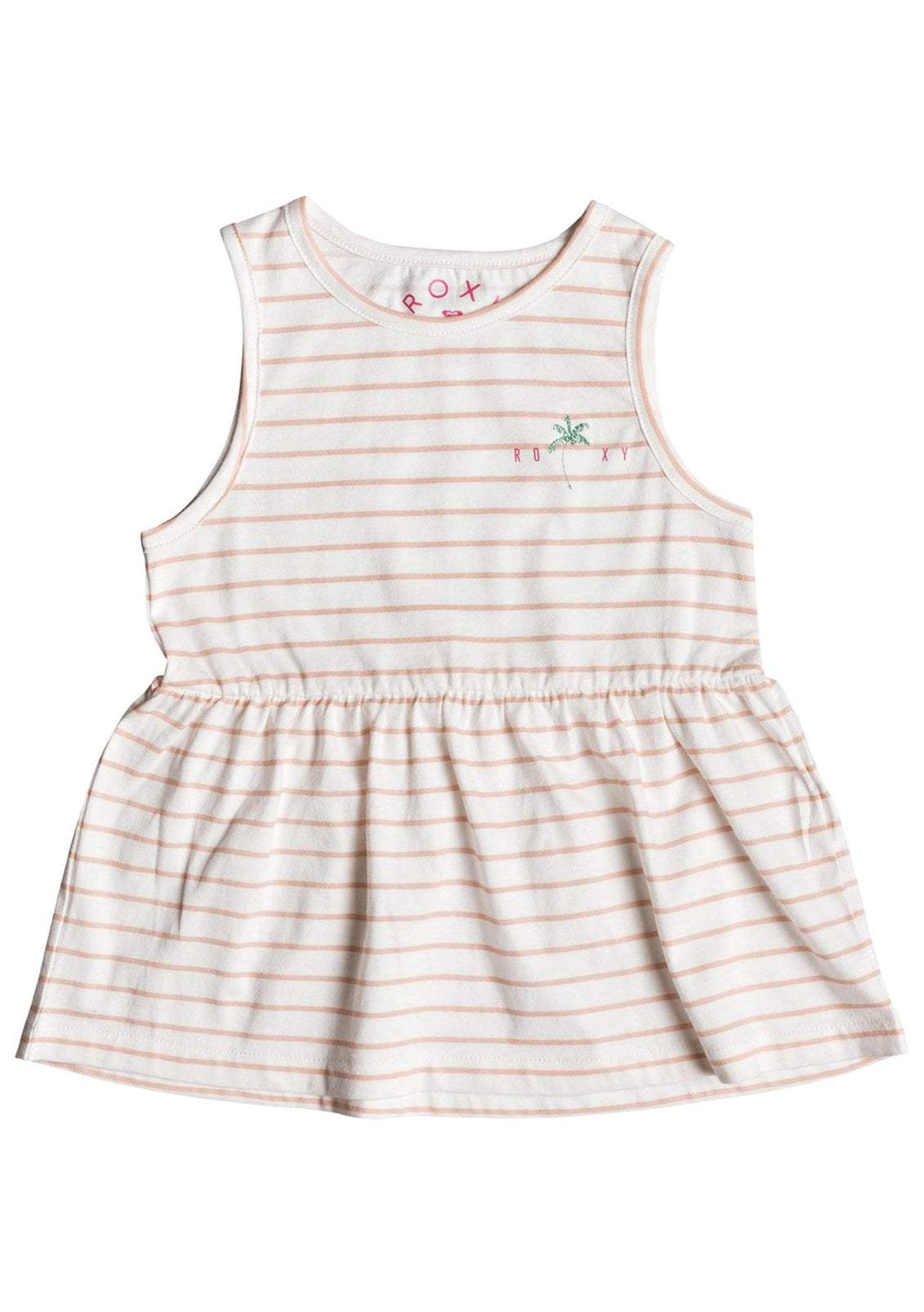 Little Girl's Good Evening Palm Tank Top