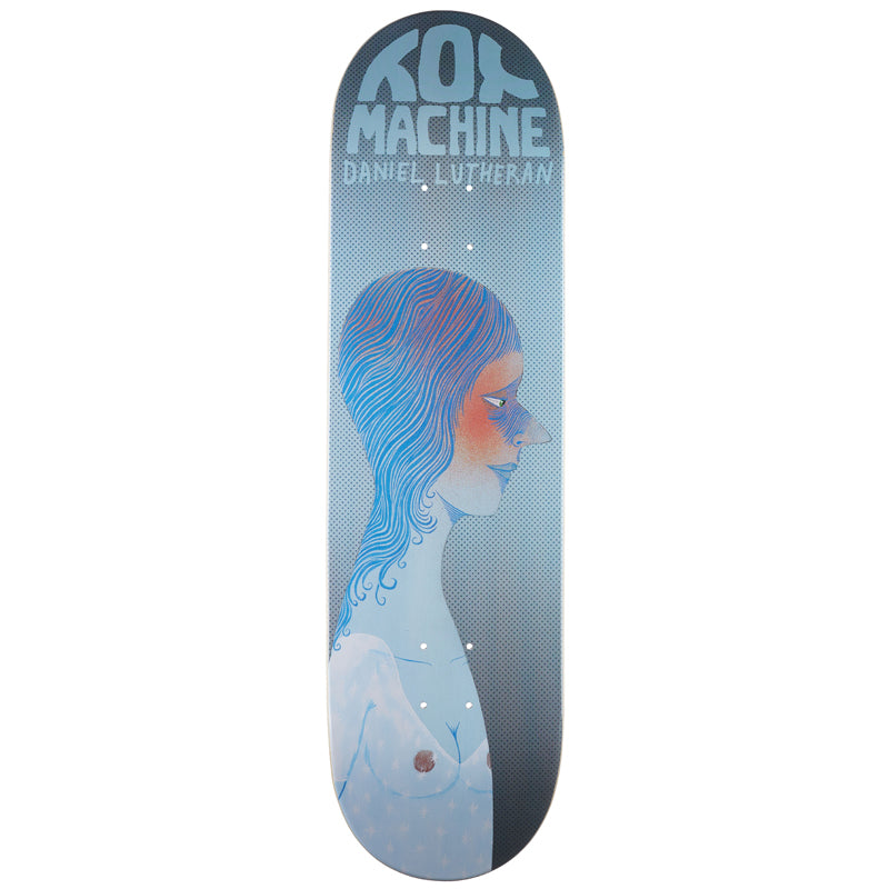 "Toy Machine Lutheran Faces 8.38"" Skate Deck"