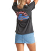 Womens Surf Dreams S/S Tee