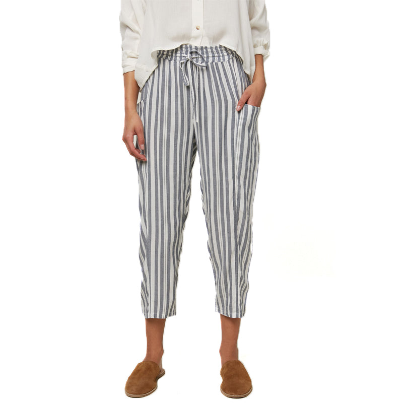 Womens Sanderly Stripe Pants