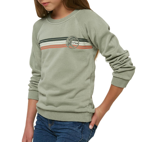 Girl's Sausalito Fleece Pullover