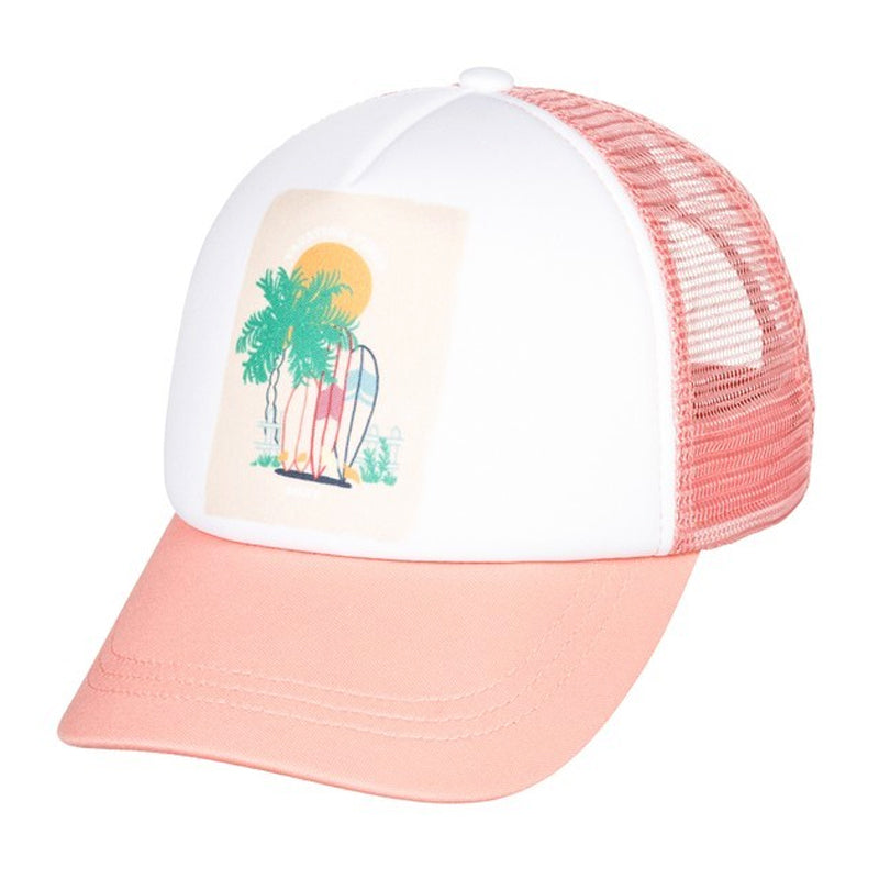 Girls Reggae Town Trucker Hat