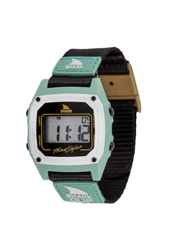 Shark Classic Clip Watch Gold/Black
