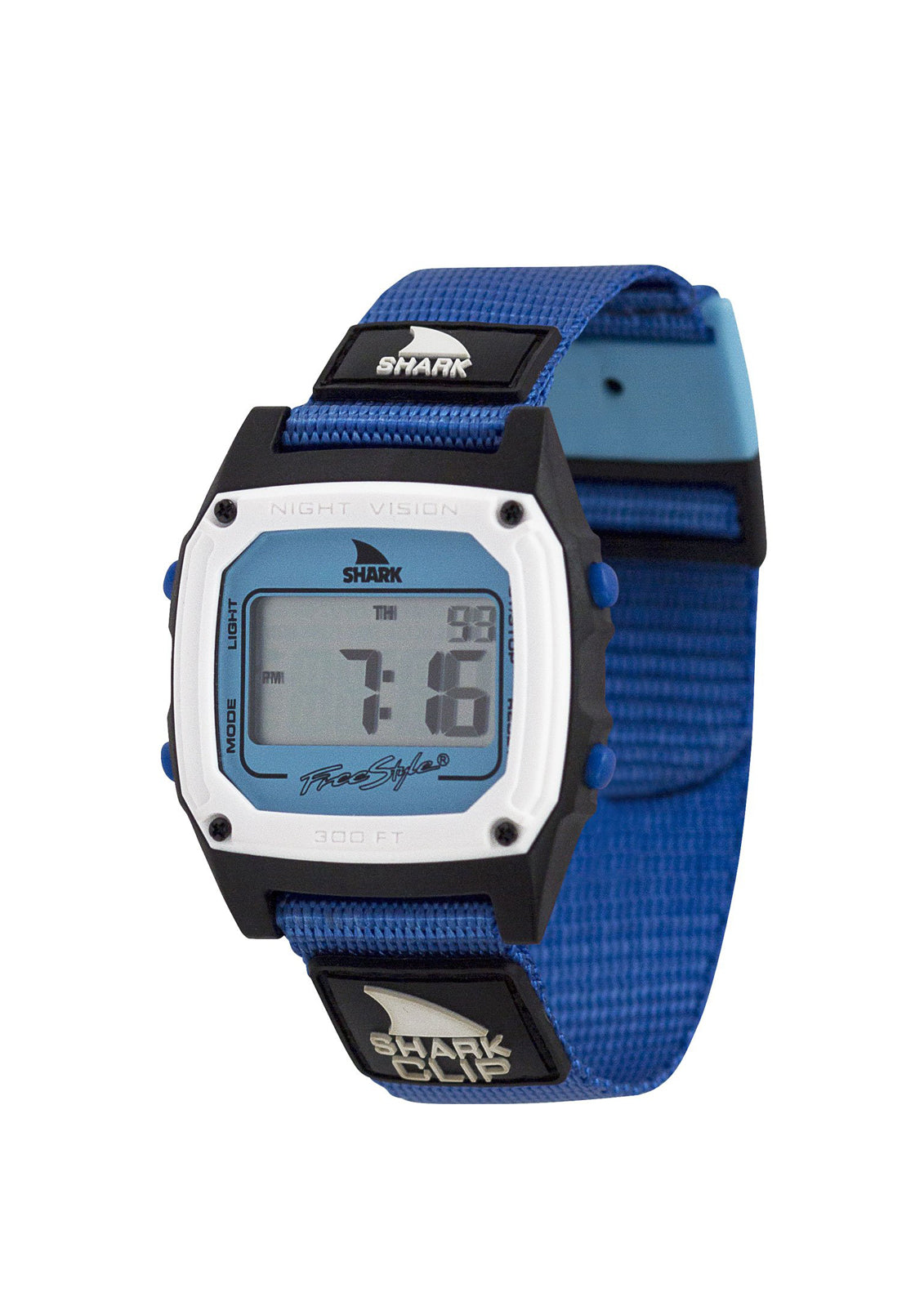 Shark Classic Clip Watch Deep Blue Sea
