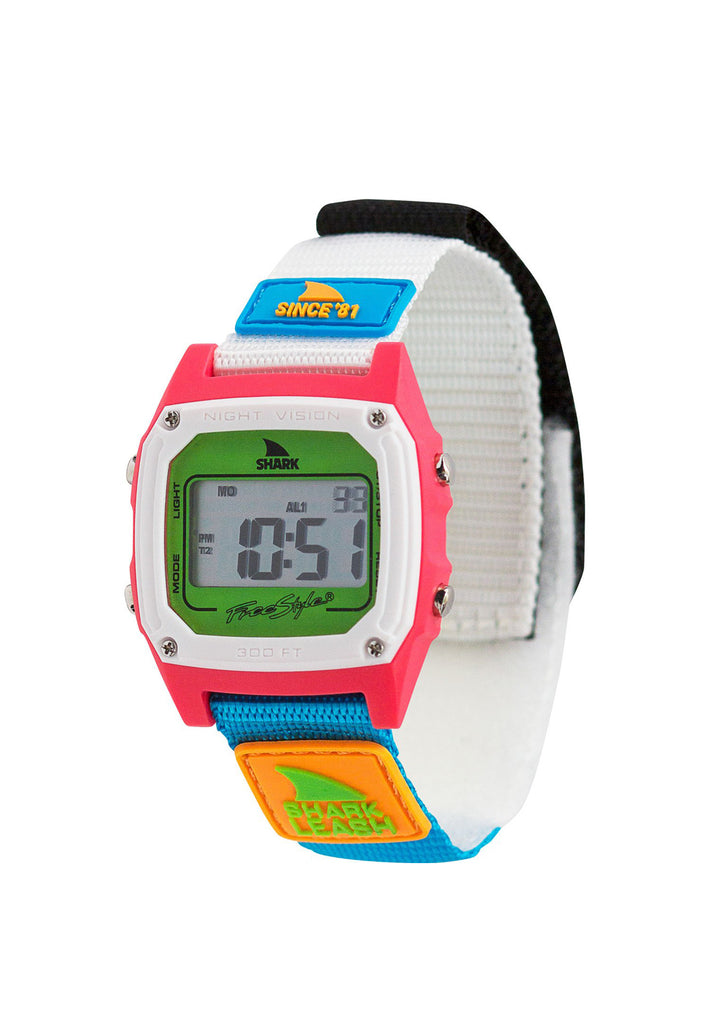 Shark Classic Leash Since '81 Watch Neon 2.0