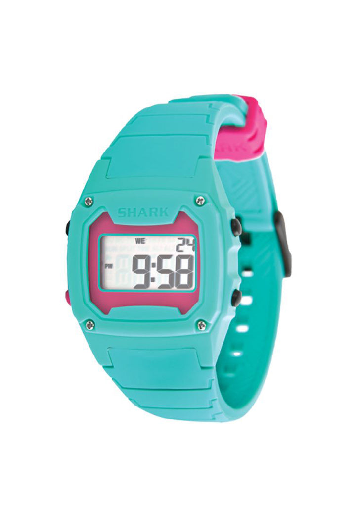 Shark Classic Watch Pink/Green