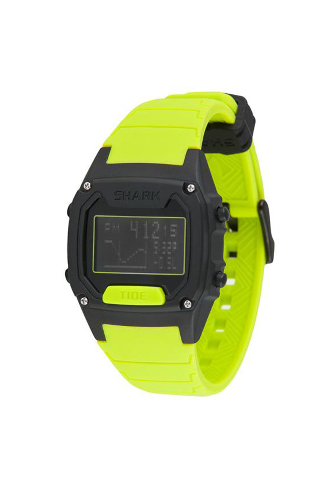 Shark Classic Tide Watch Yellow/Black