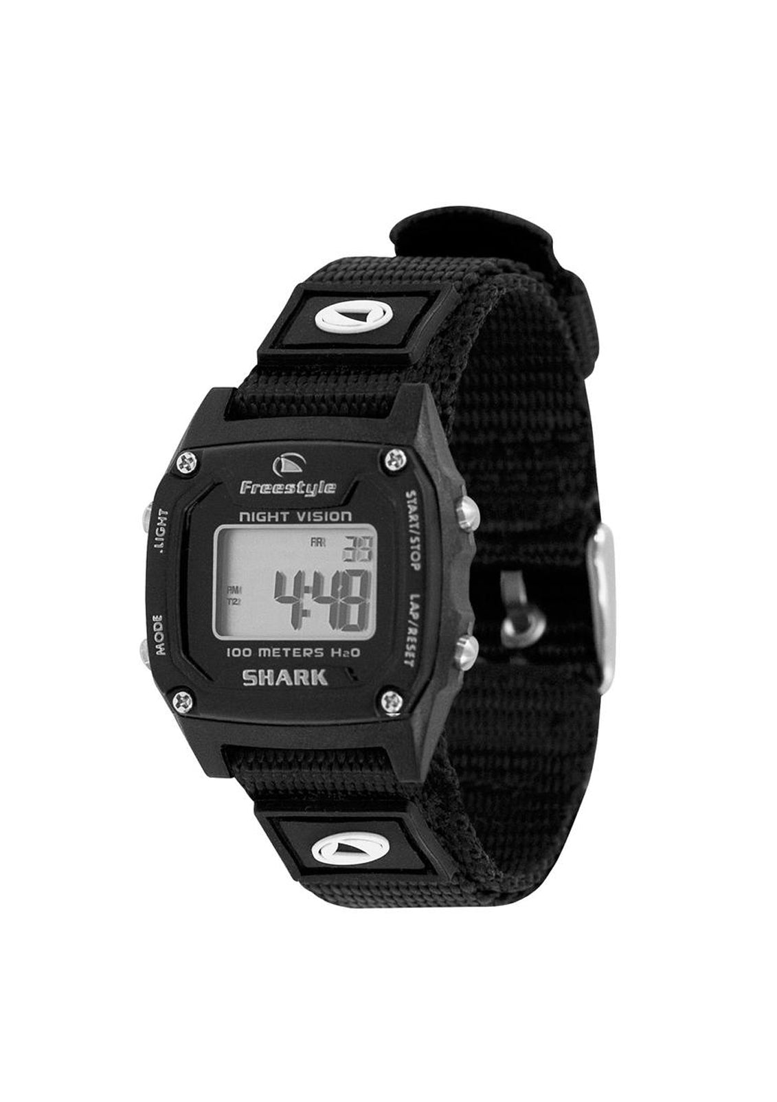 Shark Mini Watch Black/Nylon