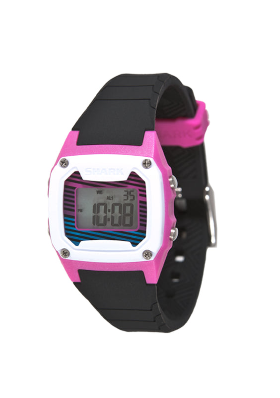 Shark Mini Watch Pink/White