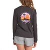 Girls Turn The Tide L/S Tee