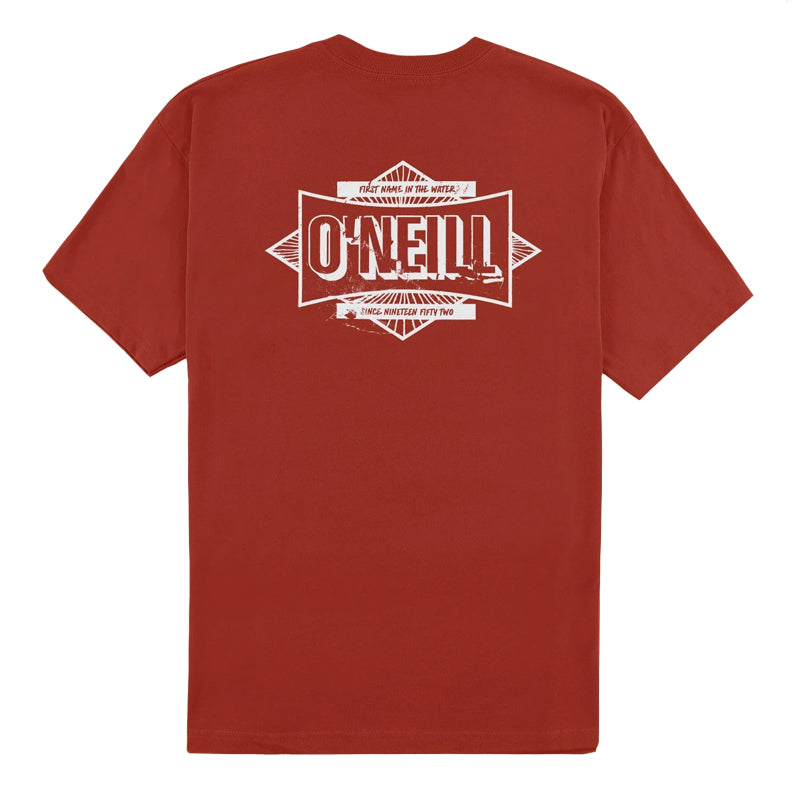 O'Neill Boy's Shredded S/S Tee FA19
