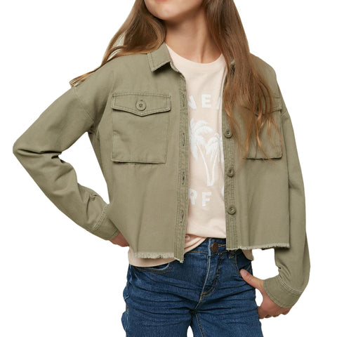 O'Neill Girl's Simpson Jacket