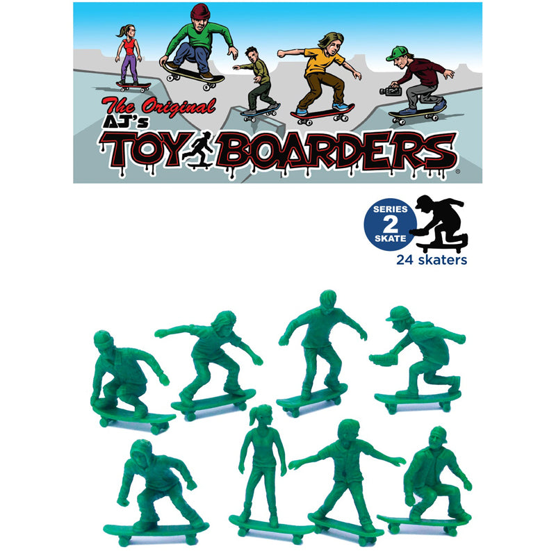 The Original Aj's Toy Boarders Skate Series 2