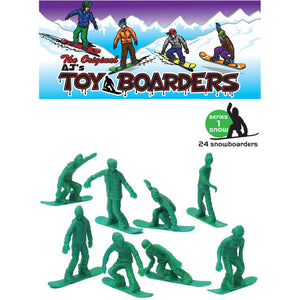 The Original AJ's Toy Boarders Snow Series 1
