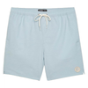 "Solid Volley 17"" Elastic Boardshorts"