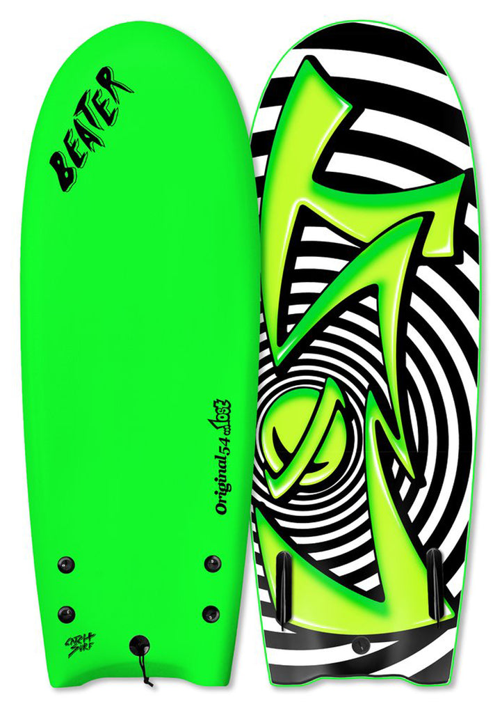 Catch Surf ...Lost x Original 54 Twin Fin Surfboard