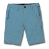 "Boys Frickin Surf N Turf Static 17"" Hybrid Shorts"