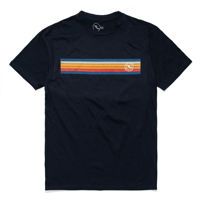 San Onofre Surf Co. Men's Down The Line S/S Tee