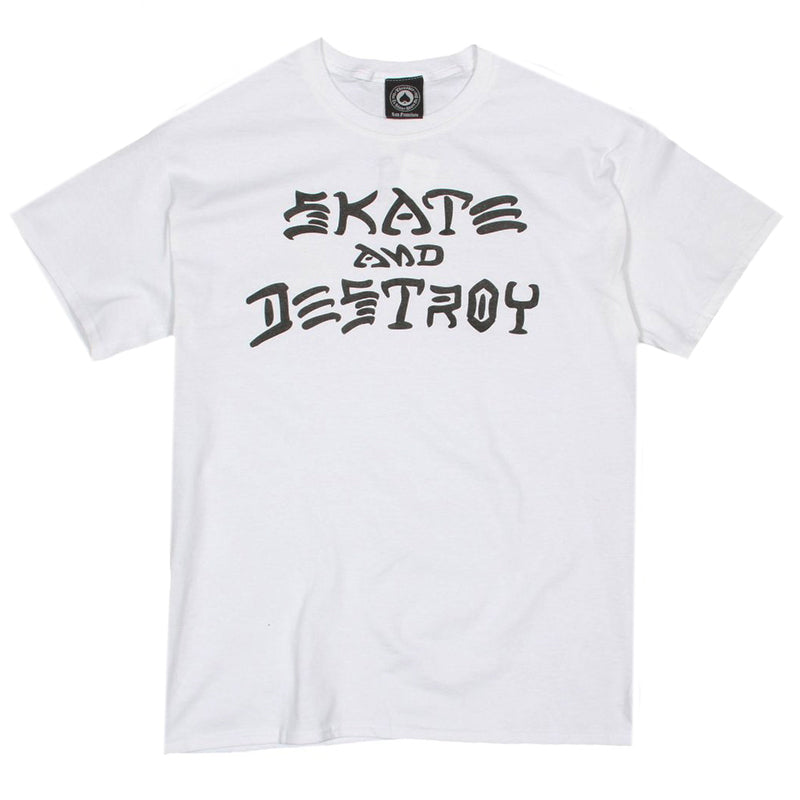 Skate And Destroy S/S Tee