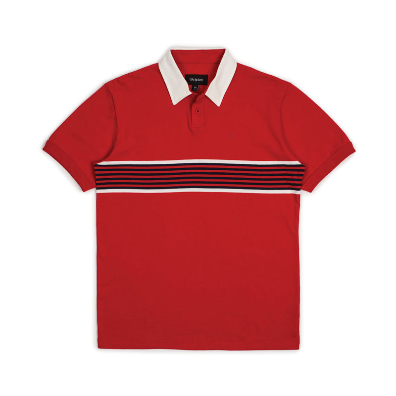 Tipton Polo Knit