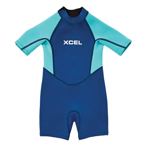 Xcel Toddler's Axis 1mm Springsuit FA19