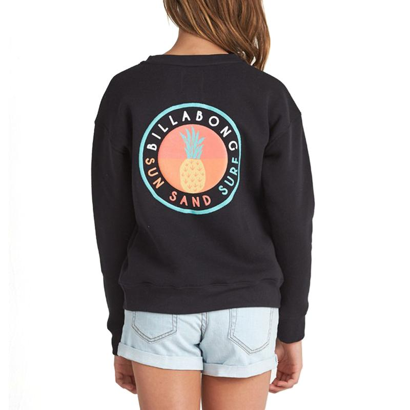 Girls Pacific Ocean Vibes Sweatshirt
