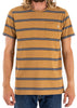 Larsen Pocket Striped S/S Knit Tee