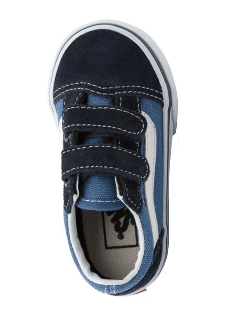 Toddlers Old Skool Velcro Shoe