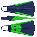 2-Tone Duck Feet Swim Fins