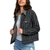 Womens Spitting Image Denim Jacket