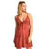 Capital Knot Tank Dress