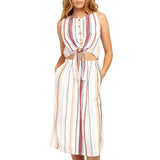 Women's Arizona Woven Midi Dress