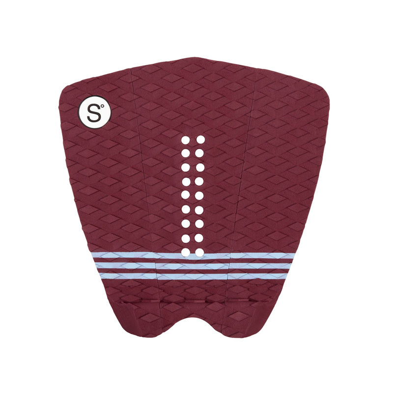 SYMPL Supply Co. Nº3 Maroon Traction Pad